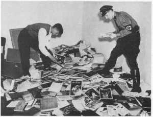 book burning in nazi germany and censorship essay